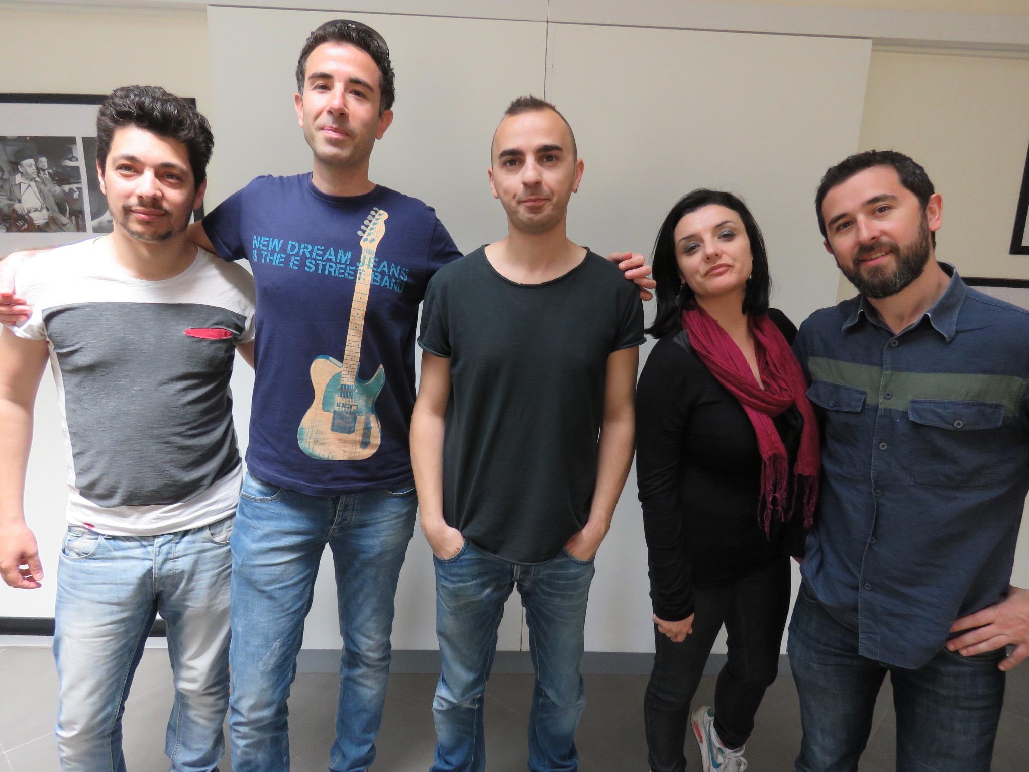 Cantabile, the new project by Fabio Nunziata